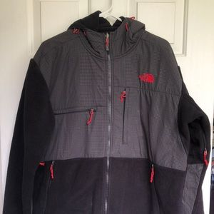 The North Face XL Men's Fleece Hooded Jacket